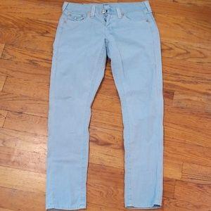 Women's True Religion Pants/Jean's 28/8